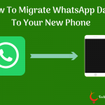 migrate whatsapp data