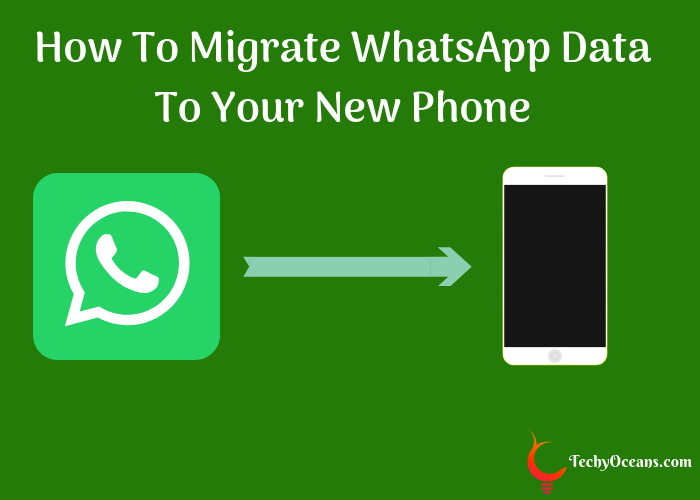 How To Transfer Whatsapp Data To Your New Phone Android