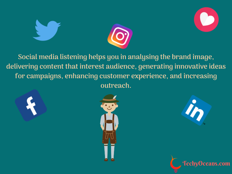 social media listening tools benefits