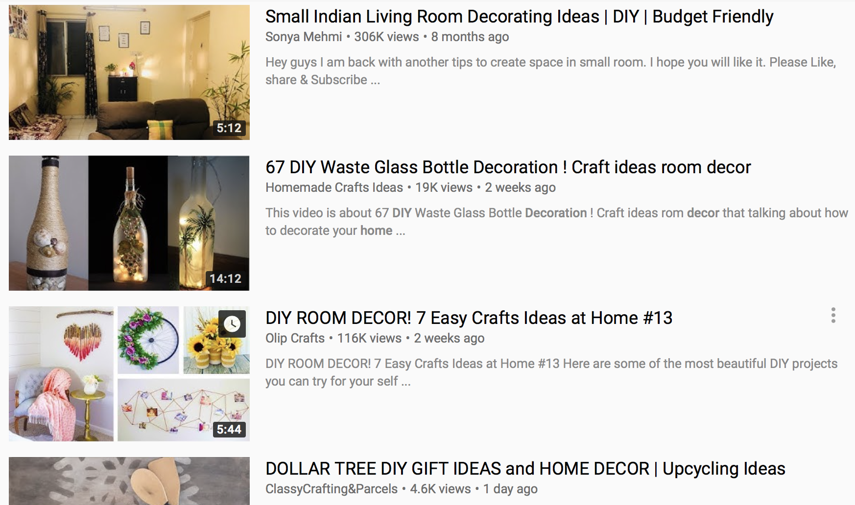 best home decor youtube tutorials