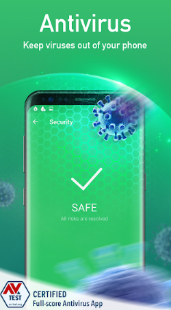 max security antivirus app
