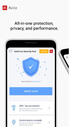 avira paid antivirus android