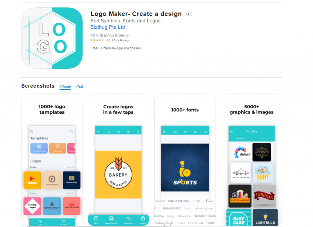 best logo making app