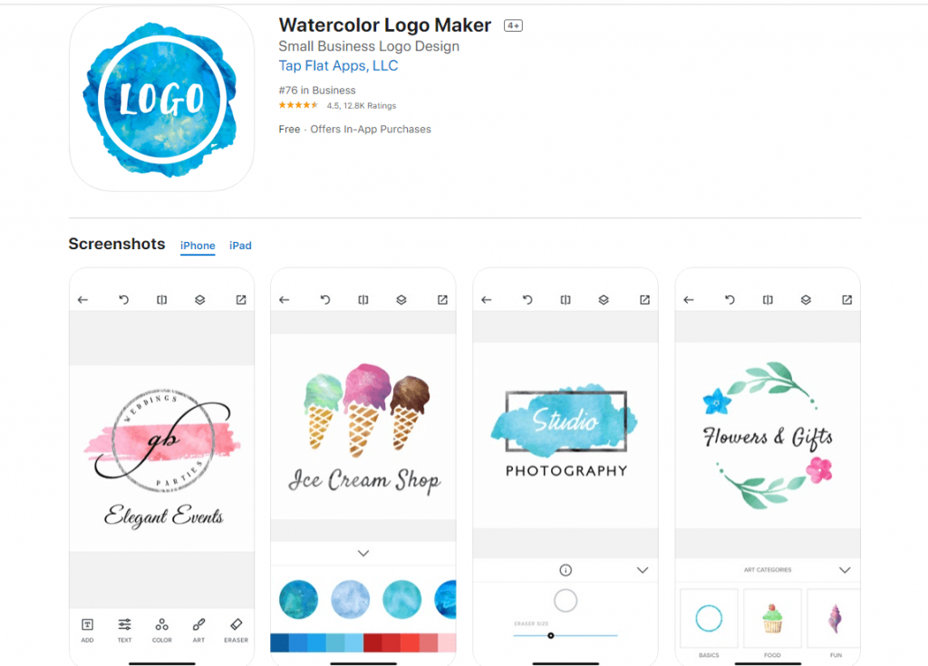 best logo maker app