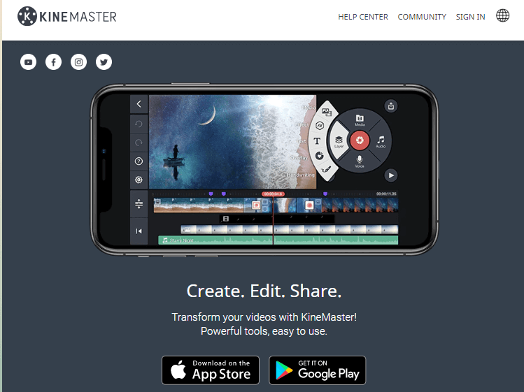 best app for editing video