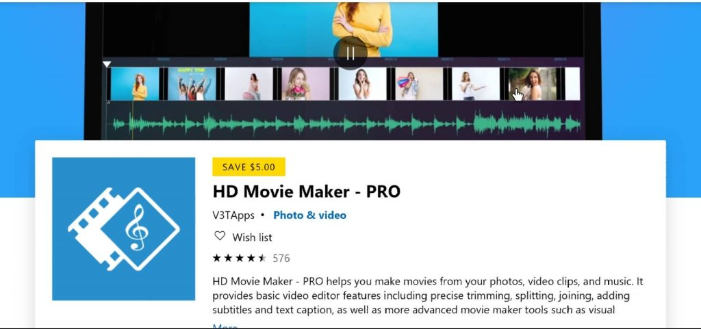 best youtube video editor software
