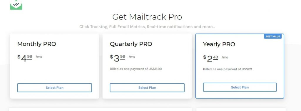 free email tracking tool