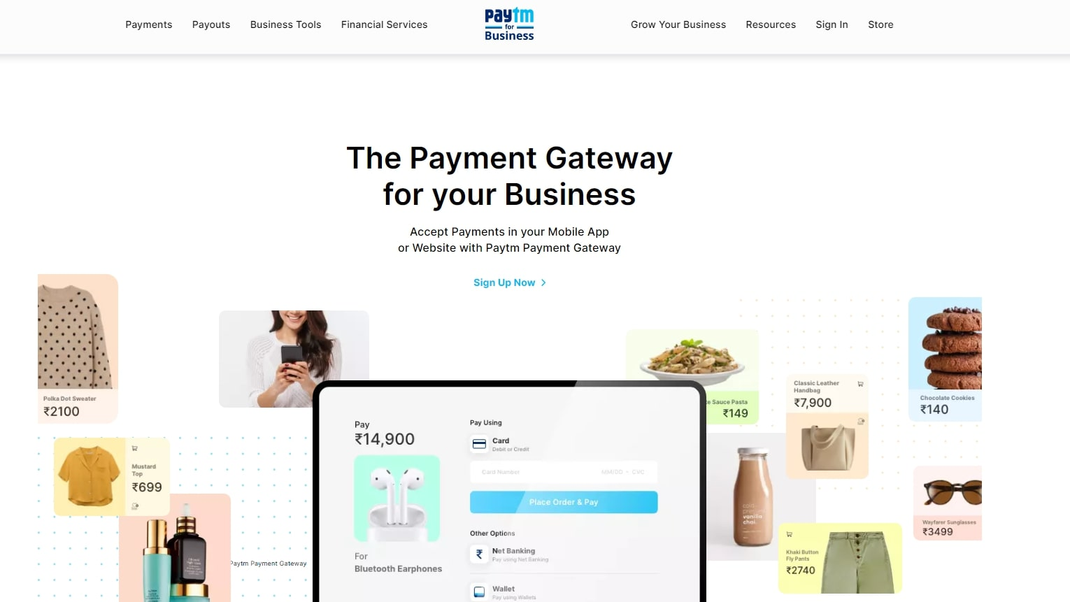 paytm payment gateway for indians