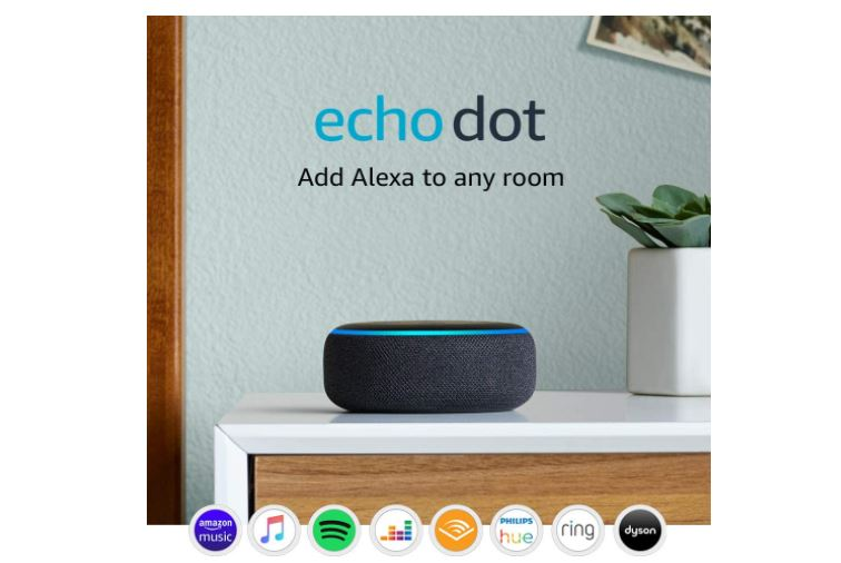 echo dot black friday discount