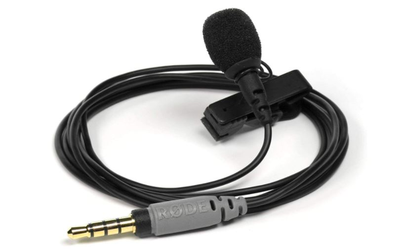 omnidirectional lavalier microphone